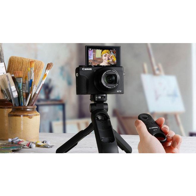 Canon Powershot G7 X Mark III Vlogg-Kit