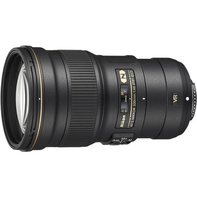 Nikkor AF-S 300mm 4.0E PF ED VR