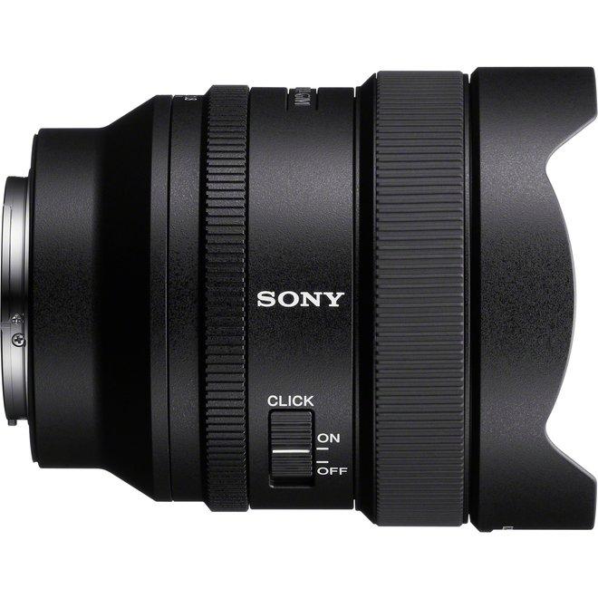 Sony E-Mount FF 14mm F1.8 GM