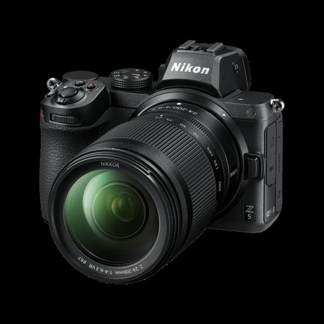 Nikon Z5 + 24-200mm f/4-6.3