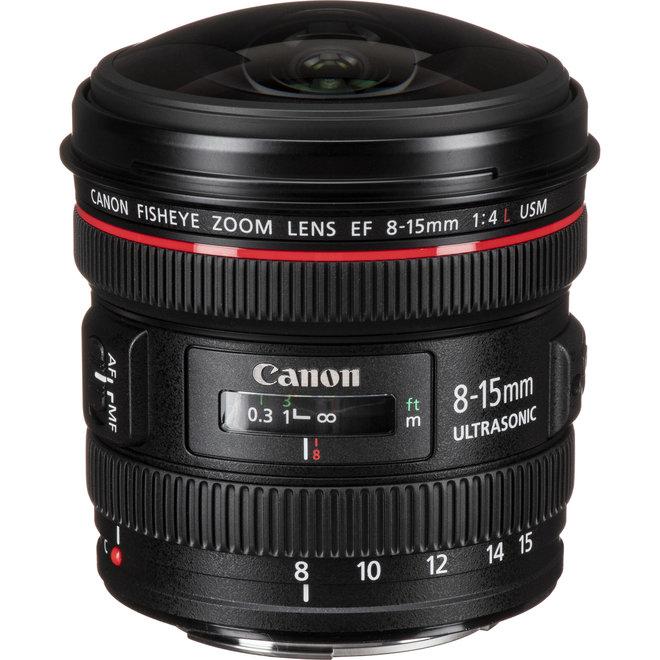 Occ Canon EF 8-15 f4 L Fisheye USM