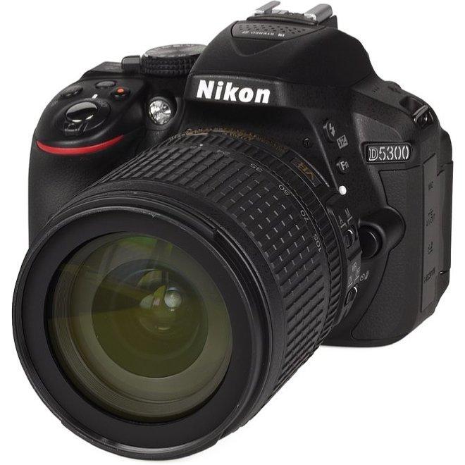 Occ Nikon D5300 Set 18-55mm f3.5-5.6 VR DX