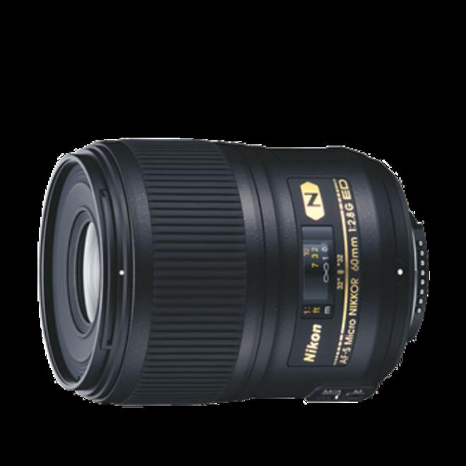 Occ Nikon 60 2,8 MIcro FX AF-S