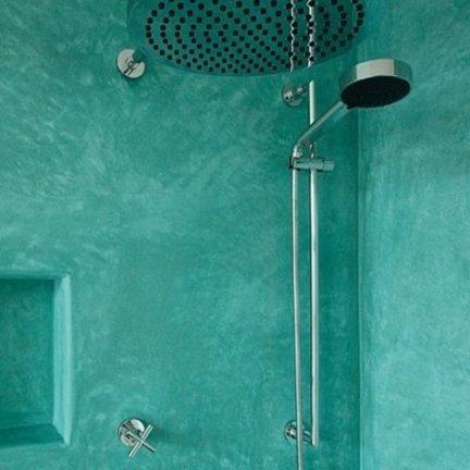 Waterdicht stucwerk
