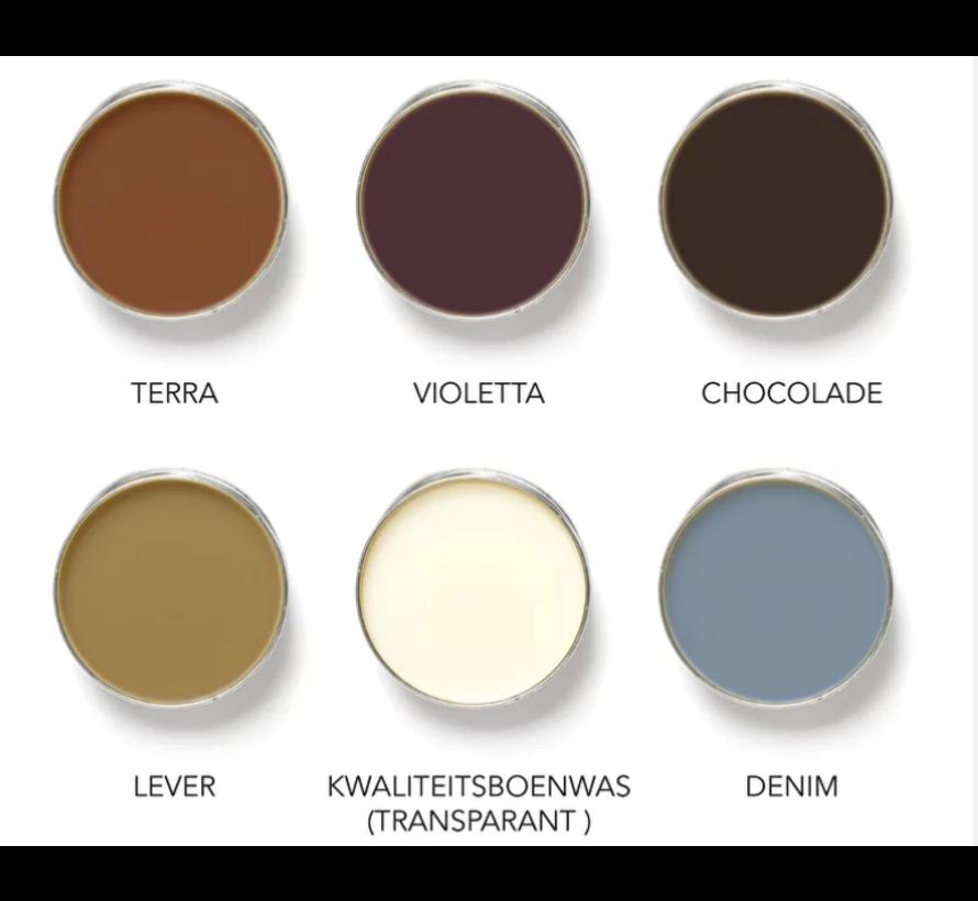 Colourwax, kleur
