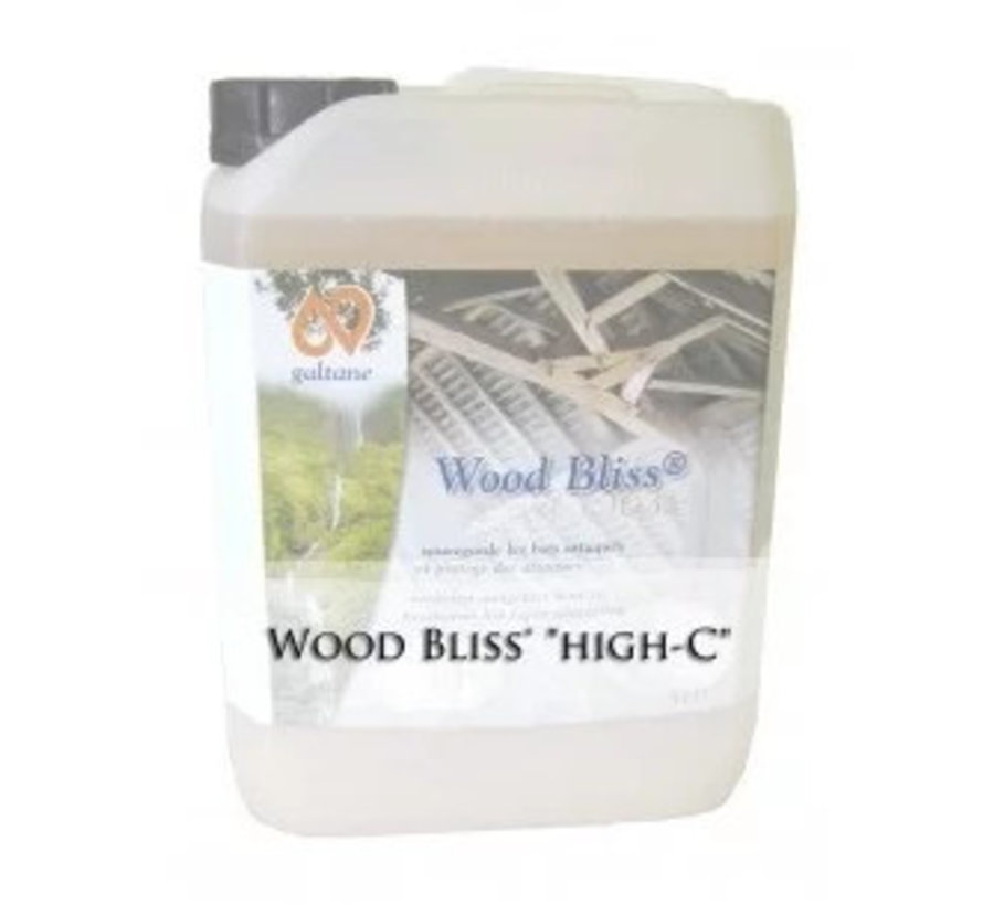 Wood Bliss High-C 500ml