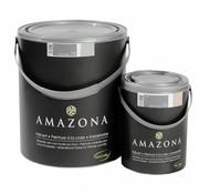 Amazona Krijtverf, Wit