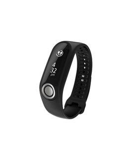 TomTom TomTom Touch HR Activity tracker incl. Fat and muscle mass meter
