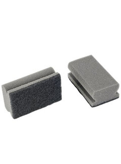Discountershop Barbecue and grill sponge 2 pieces
