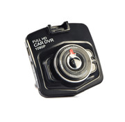 Discountershop Easy Dashcam full HD - including charger - Including holder - Dashboard camera with night vision