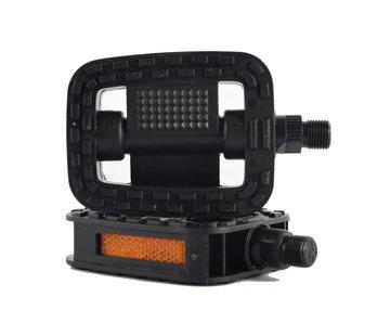 Discountershop 2x Techno Anti-Slip Pedalen | Fiets Pedal | Set | Fietspedalen | Pedaal