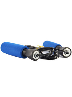 Discountershop Skipping rope blue