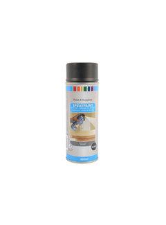 Discountershop spray paint Matt black fast drying