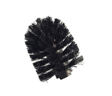 Discountershop 2X Toilet brush head - black