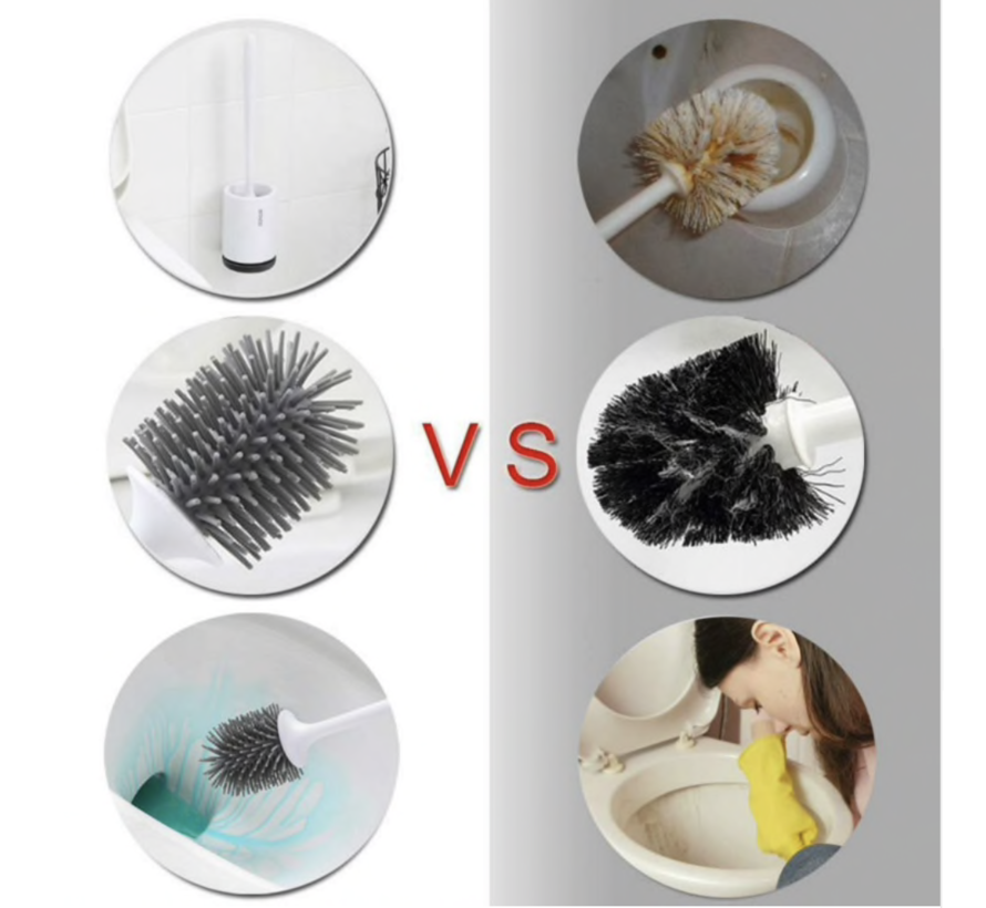 Toilet brush  - Premium toilet brush - Quality brush - Good quality brush - toilet brush