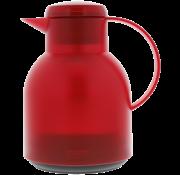 Discountershop Thermoskan 1 liter- isoleerkan - kan 1 liter - Thermos 1 liter