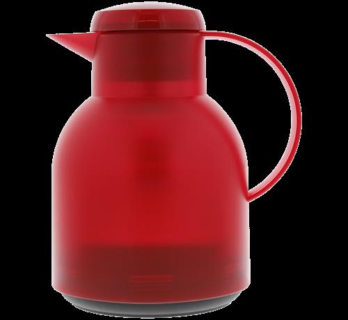 Discountershop  Thermos jug 1 liter - insulated jug - 1 liter jug - Thermos 1 liter