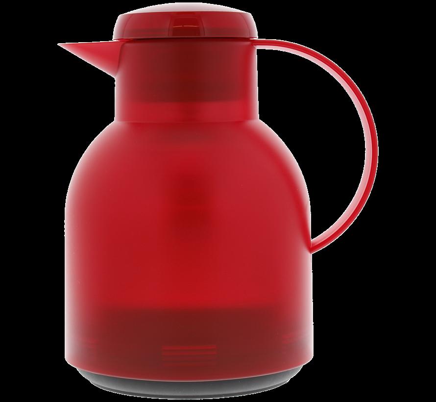 Thermoskan 1 liter- isoleerkan - kan 1 liter - Thermos 1 liter