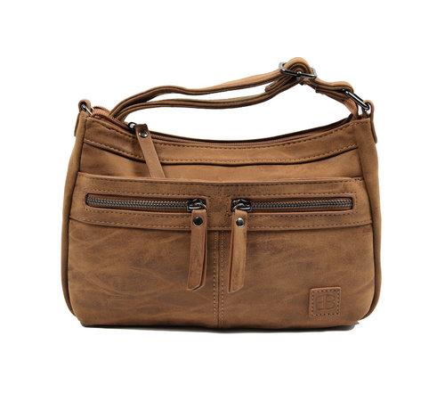 Bicky Bernard Bicky Bernard shoulder bag - ideal bags from Bicky Bernard WDL029 Camel