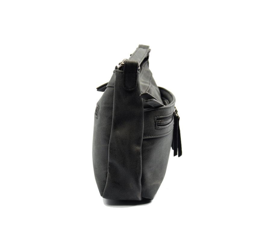 Bicky Bernard shoulder bag - ideal bags from Bicky Bernard WDL029 black