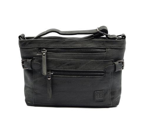 Bicky Bernard Tough -Shoulder bag - bicky bernard black