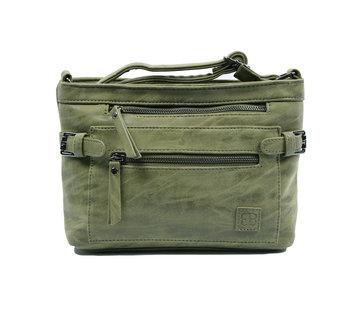 Bicky Bernard Tough shoulder bag - bicky bernard - Olive