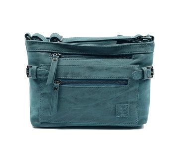 Bicky Bernard Tough shoulder bag - bicky bernard - Navy