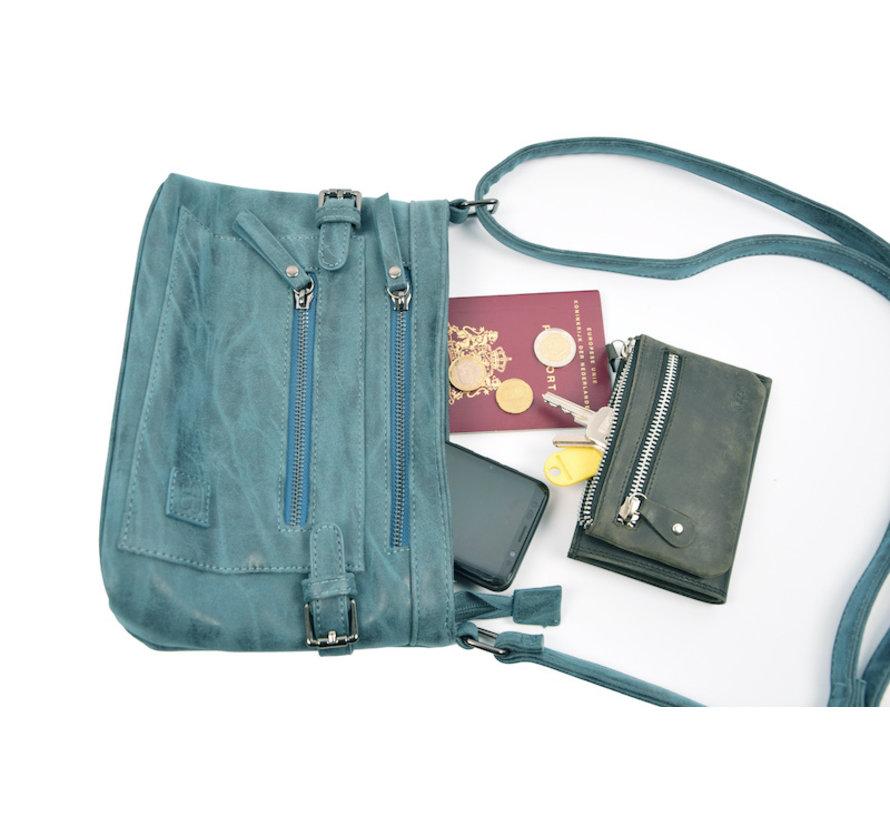 Tough shoulder bag - bicky bernard - dark blue