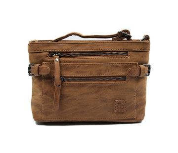Bicky bernard Tough shoulder bag - bicky bernard - Cognac