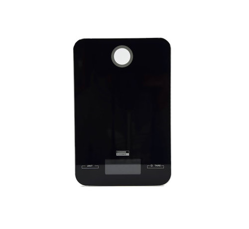 Discountershop Digitale keukenweegschaal 5 KG met keuken timer/zwart