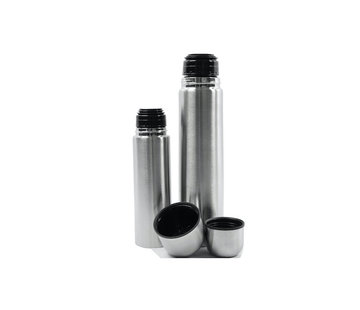 Discountershop Insulating flask 1 liter and 500 ML