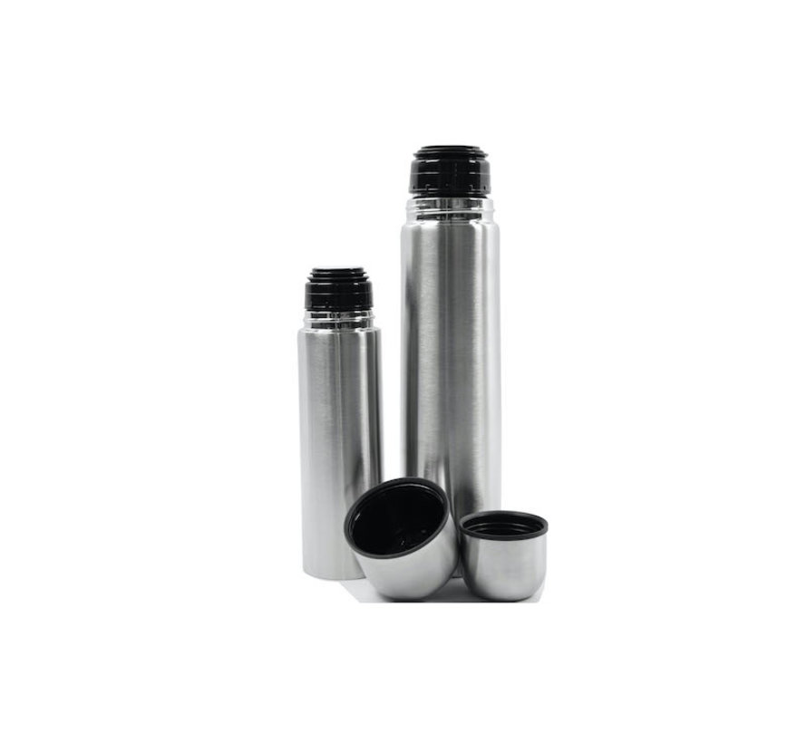 Insulating flask 1 liter and 500 ML
