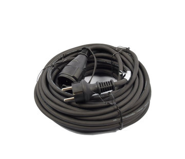 Discountershop Extension cord 10 meter \ small size