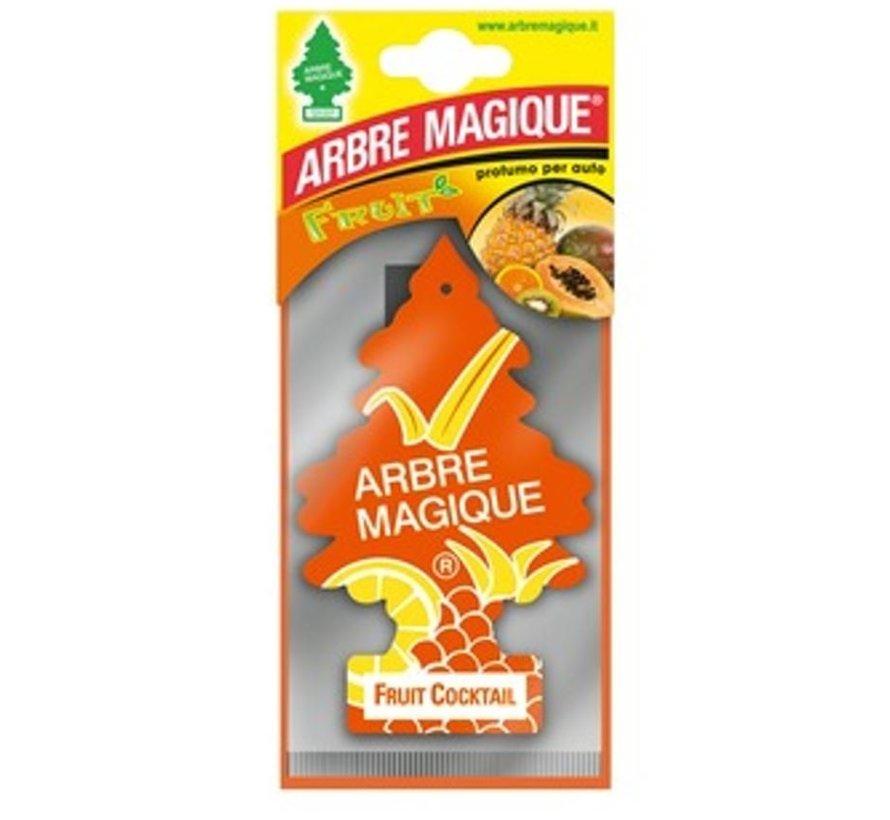 2x  Arbre Magique air freshener Fruit Cocktail