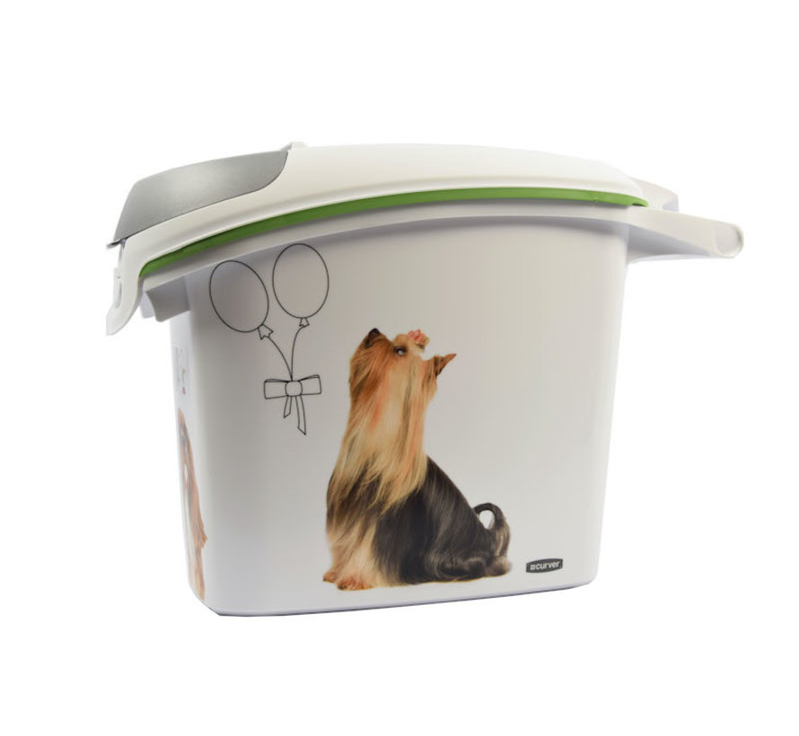 Dog food container 6kg / 15Ltr - Food container 6kg / 15Ltr