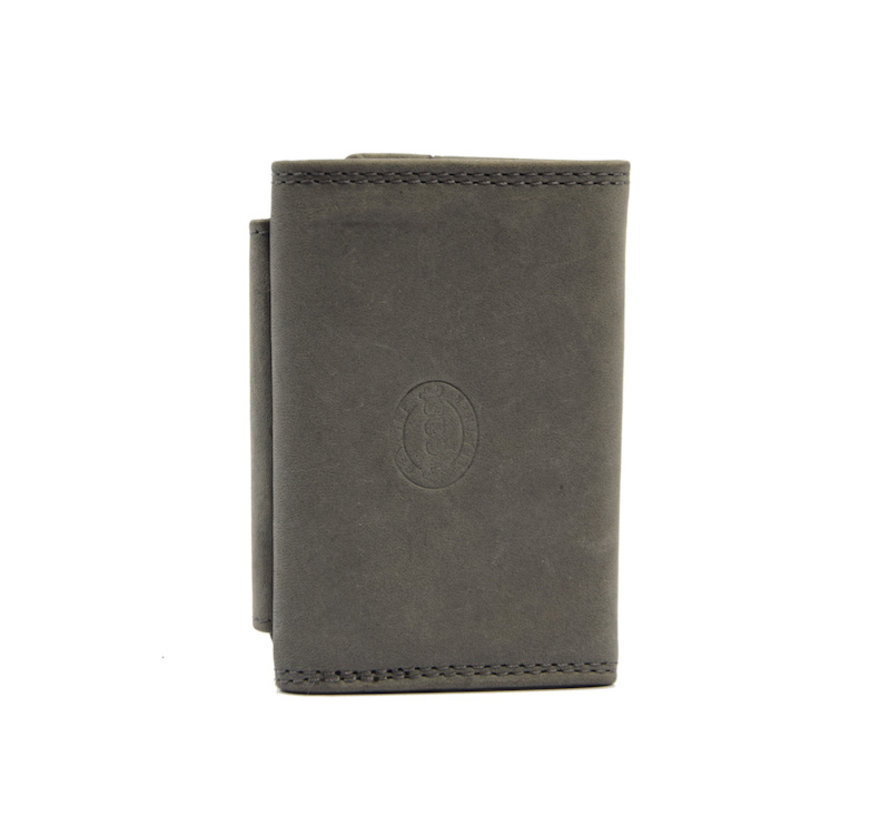 Portemonnee - vakantie portemonnee - Compact portemonnee - Buffelleer portemonnee - Kleine portemonnee - Portemonnee - mini portemonnee -