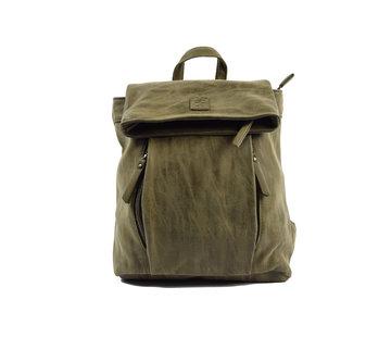 Bicky Bernard Bicky Bernard Backpack 8 Liter - Shoulder bag - Crossbody bag - bags - bags ladies - buy bags - bag handle - bags - Ladies bag - handbag - handbags - handbag ladies - handbags ladies - handbag Olive - olive
