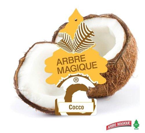 Arbre Magique Luchtverfrisser Arbre Magique 2stuks 'Coco' 2x
