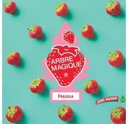 Arbre Magique Air freshener Arbre Magique 2 pieces 'Fragola' 2x