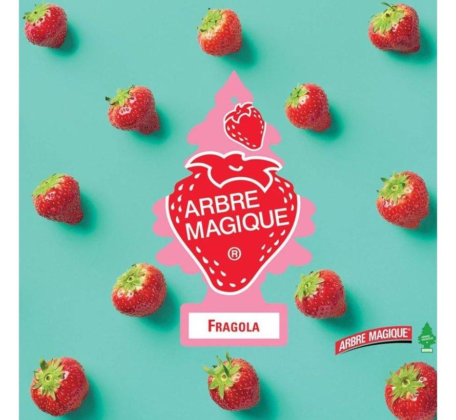 Air freshener Arbre Magique 2 pieces 'Fragola' 2x