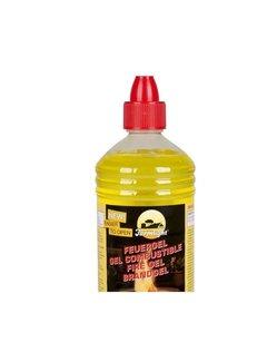 Discountershop Brandgel Fles - 1 Liter