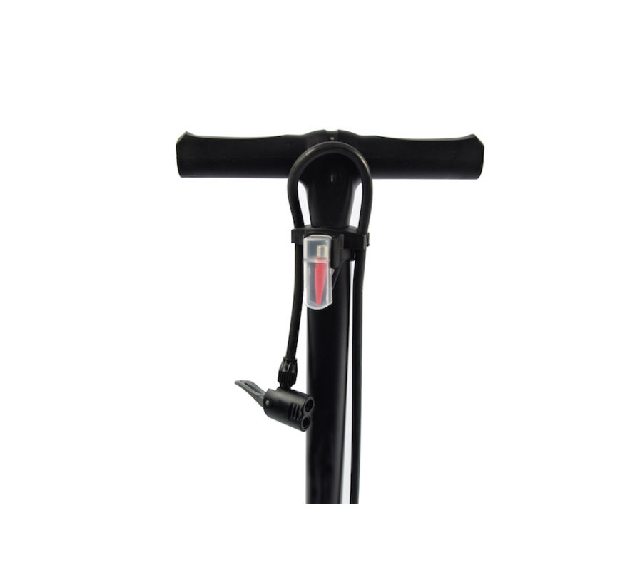Bicycle Pump Including Adapters For Different Valves Bike Pump Bicycle Pump - Standing bicycle pump