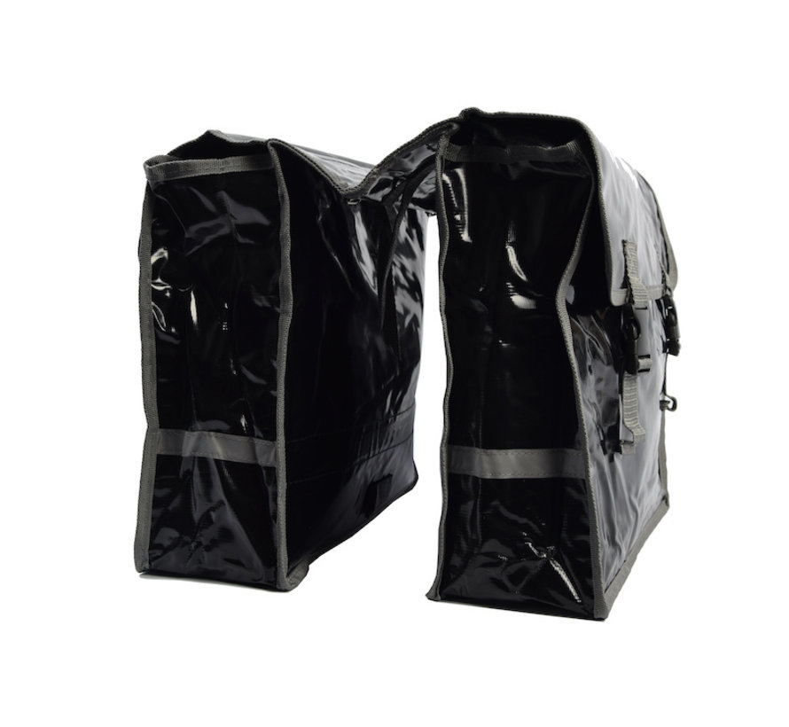 Double Pannier waterproof with reflective stripes for extra safety - Pannier 32 Liter