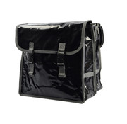 Discountershop Double Pannier waterproof with reflective stripes for extra safety - Pannier 32 Liter