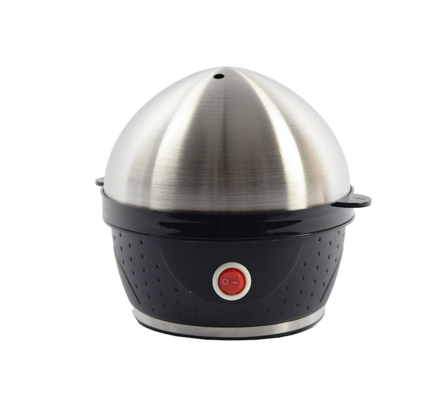 Dunlop egg cooker - up to 7 eggs - steam indicator - 380W