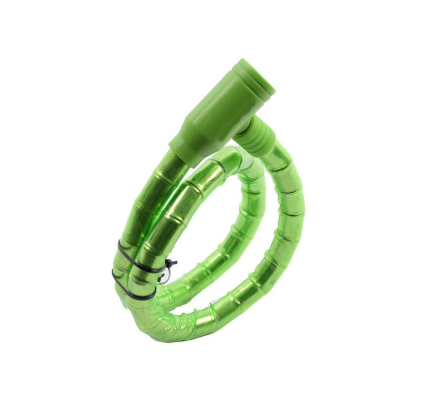 bicycle lock Including 2 keys - Bicycle lock Green Long lock 1.8 CM x 80 CM