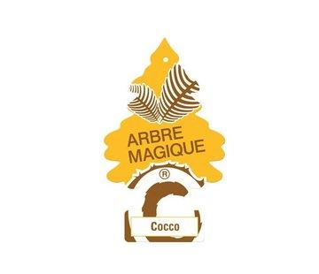 Discountershop Arbre Magique air freshener 2 pieces 'Coco' 2x