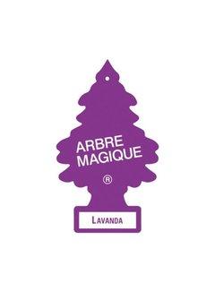 Discountershop Air freshener Arbre Magique 2 pieces 'Lavanda' 2x