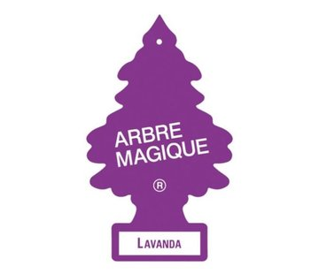 Discountershop Luchtverfrisser Arbre Magique 2stuks 'Lavanda' 2x