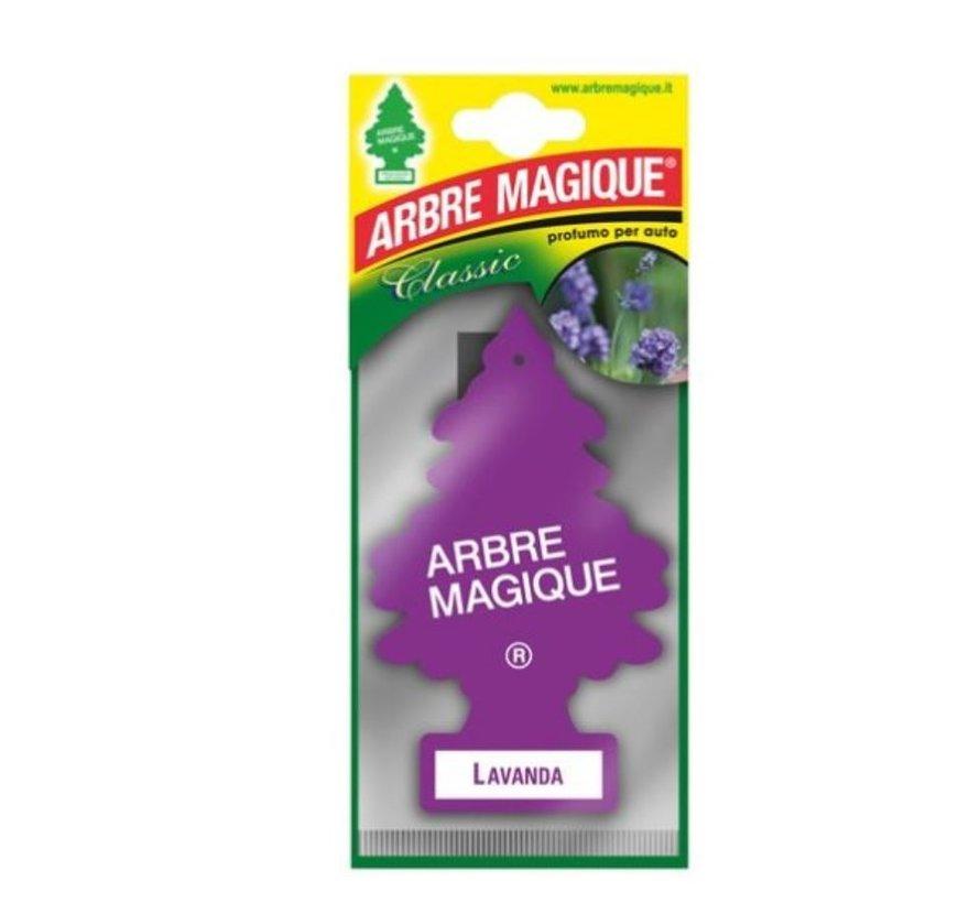 Air freshener Arbre Magique 2 pieces 'Lavanda' 2x